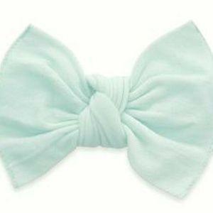 Baby Bling Bow Girl's Printed Headbands